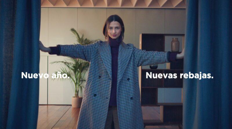 """El Corte Inglés comienza 2021 con """"Nuevo año. Nuevas rebajas"""""""