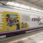 Renfe y Lego, co-marketing para que toda la familia «viaje jugando»