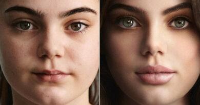 'Reverse Selfie', la tristeza de una adolescente detrás de un autorretrato