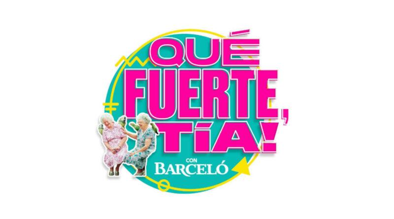 Ron Barceló estrena Qué Fuerte Tía!, un magazine de humor en Twitch