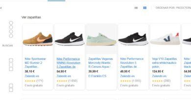 Google anuncia fichas de producto en Google Shopping orgánicas