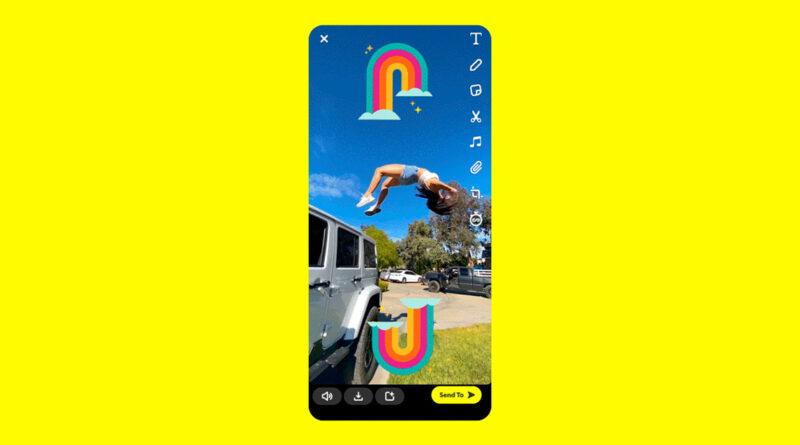 Snapchat se adentra en los vídeos cortos con Spotlight