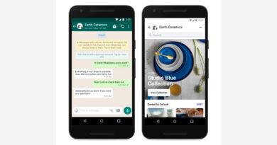 Facebook añade la función de tiendas a WhatsApp