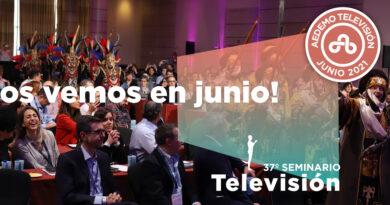 AedemoTV se retrasa a junio de 2021