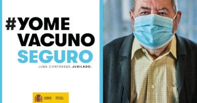 El Ministerio de Sanidad lanza una campaña para concienciar sobre la vacuna