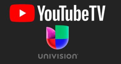 Youtube TV incorpora las cadenas de habla hispana de Univision